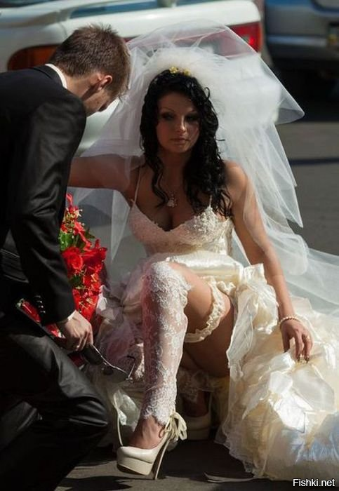 Видео Невесты На Свадьбе