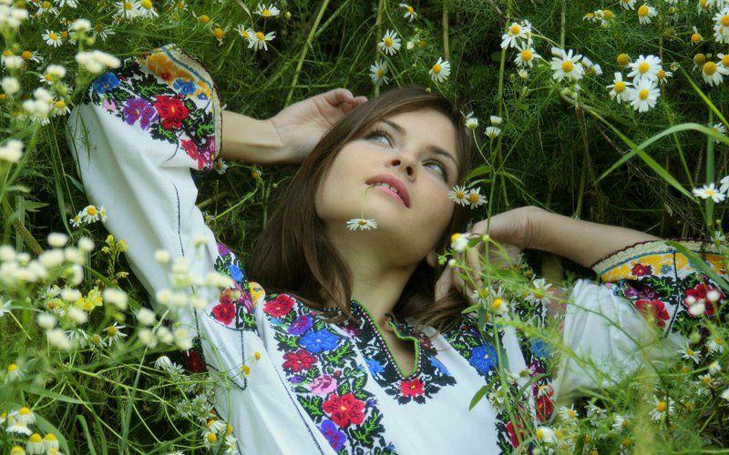 Красавитса руски девчка
