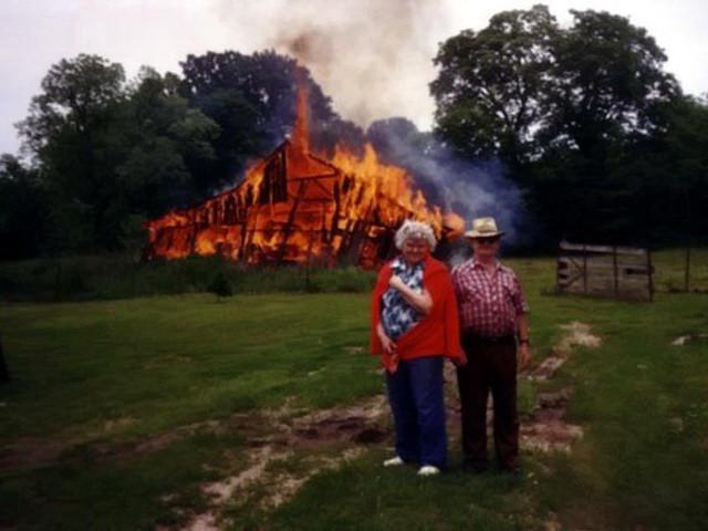 barn burning family theme