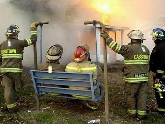 Пожарная охрана прикольные картинки