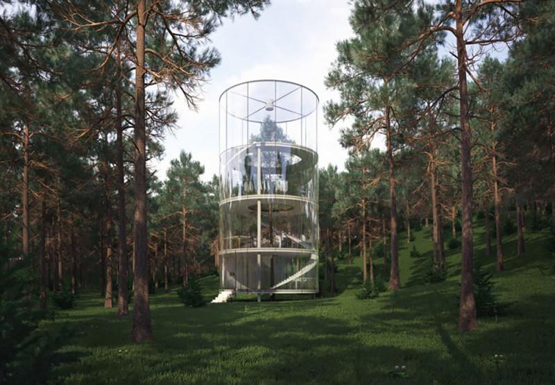 47 потрясающих идей для дизайна дома дизайн, дом, идея, креатив
