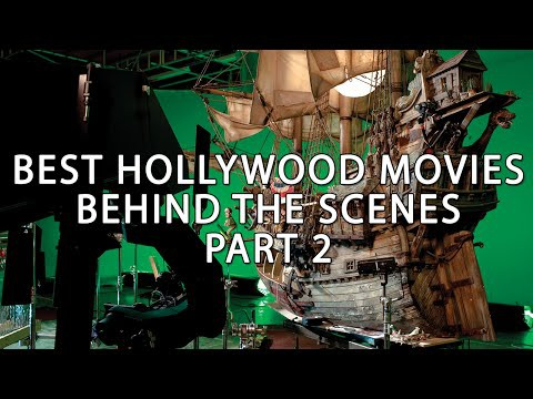 Best Hollywood Movies Behind the Scence Part 2
