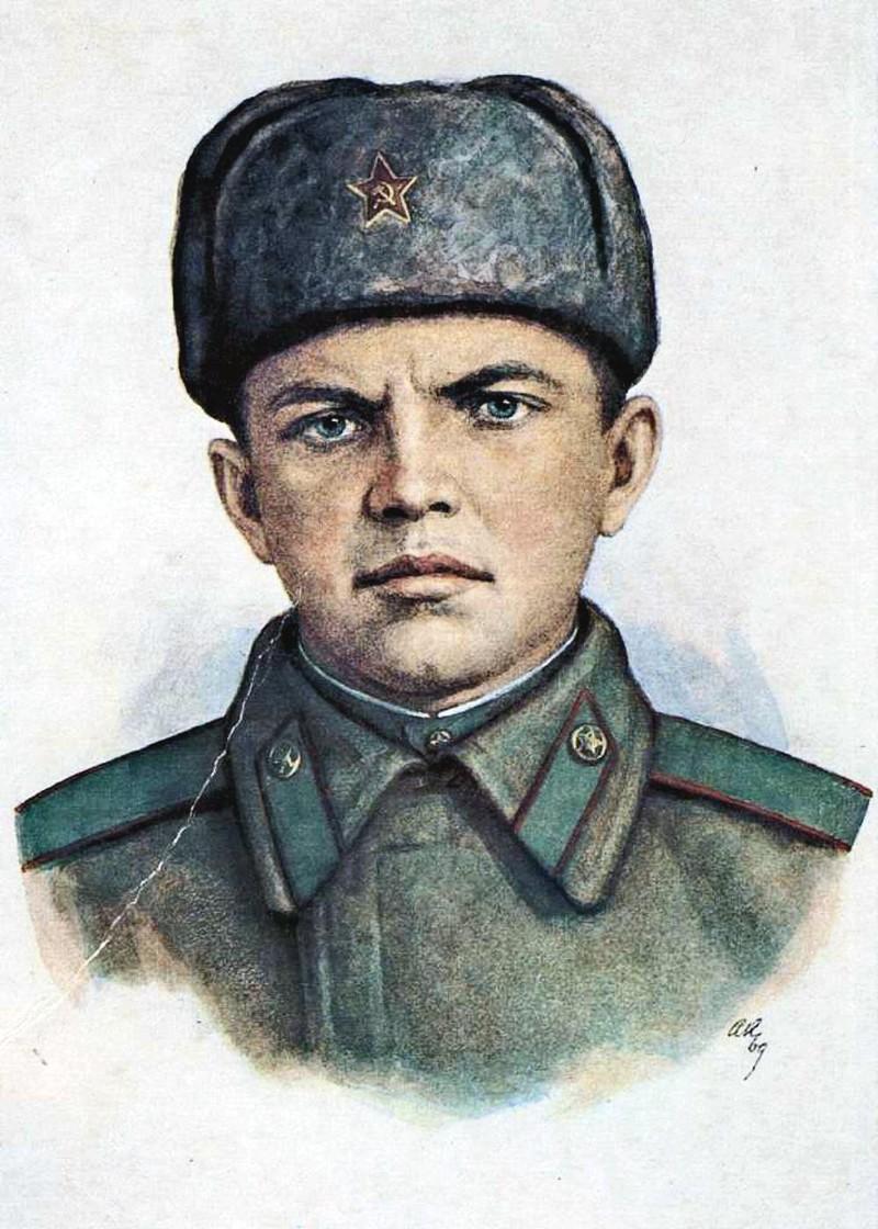 Александр матросов картинки