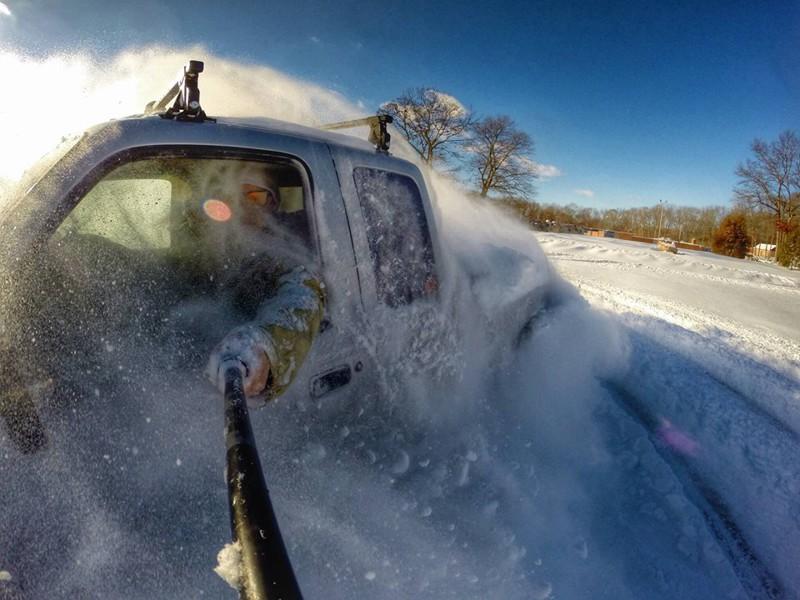 35 фото из мира экстрима снятых камерой GoPro, 34