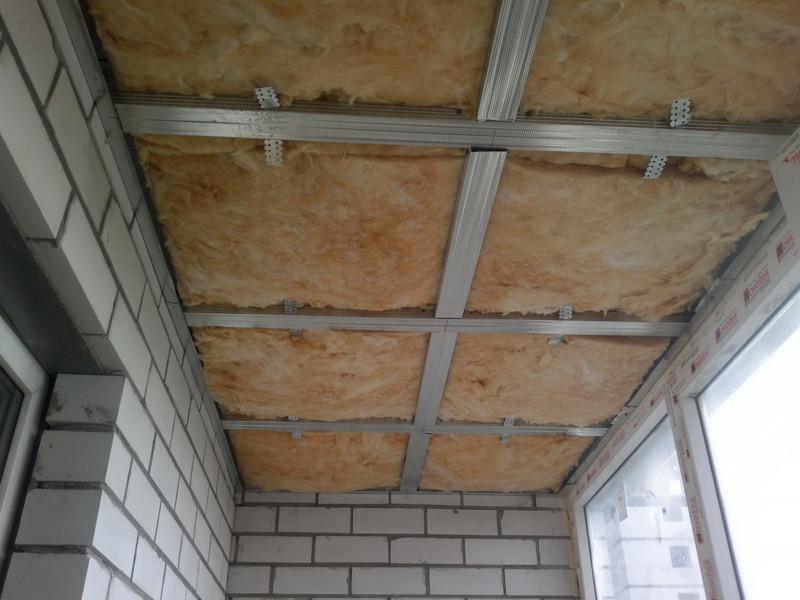Балкон утепление ремонт фото остекление балконов с крышей цена