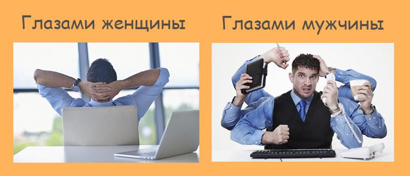 Фото мужчина делает как найти любимую работу тест онлайн