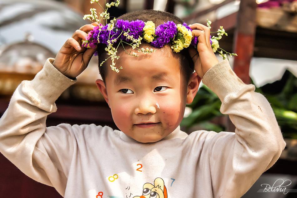 китайцы фото людей известна как