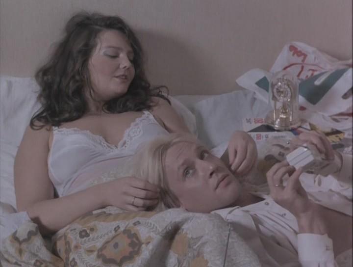 Постельная Сцена С Марией Зубаревой – Мордашка (1990)