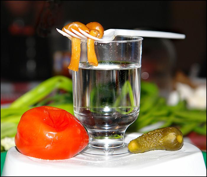 Rкак правильно употреблять водку