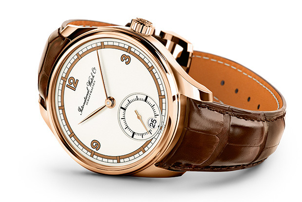 Portugieser Hand-Wound Eight Days Edition «75th Anniversary» (IWC) Cartier, Piaget, SIHH-2015, Vacheron Constantin, часы