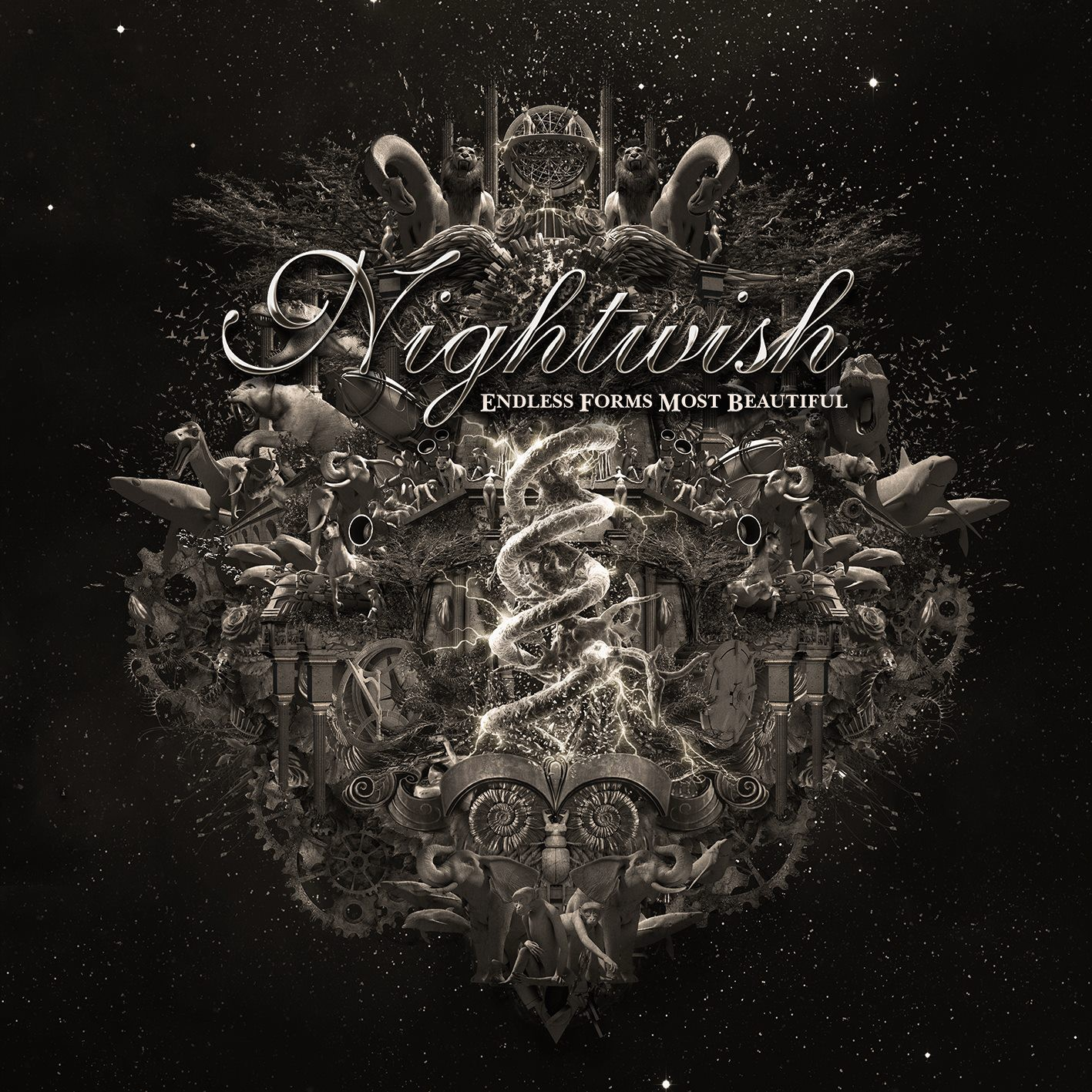 Вышел новый альбом Nightwish - Endless Forms Most Beautiful