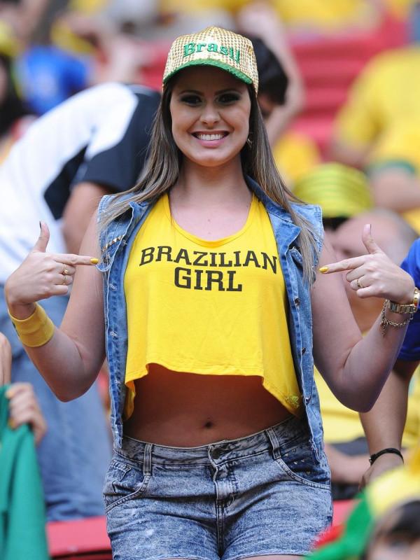 Brazilian freaky girls