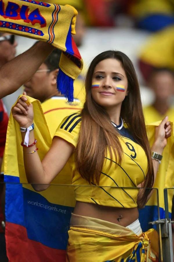 колумбийские девушки в вк всего