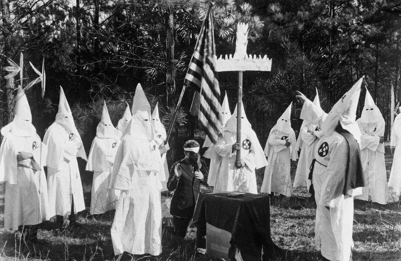 an analysis of four racist organizations in the united states of america the ku klux klan the neo na
