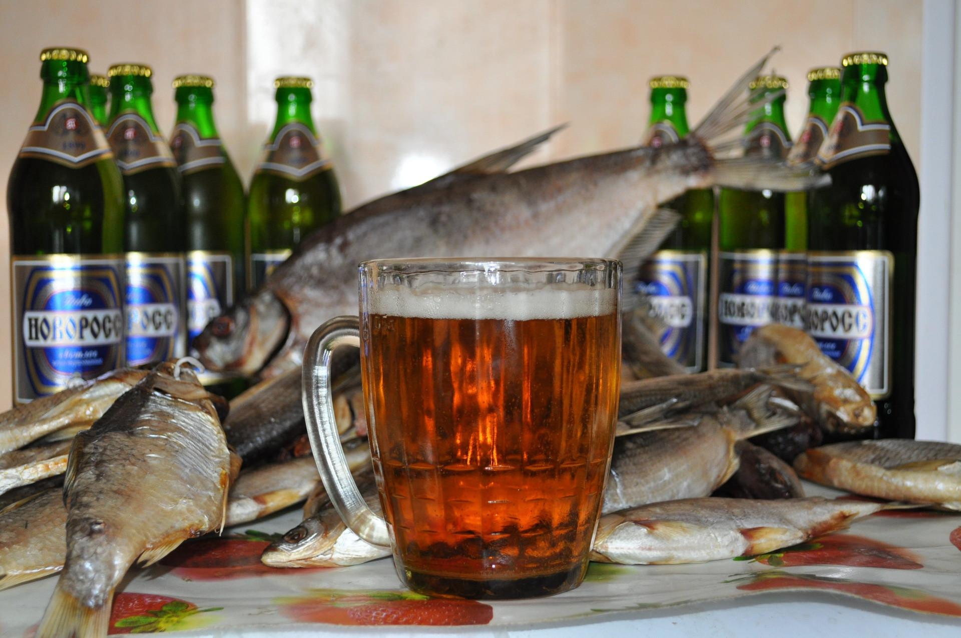 эффекты красивые картинки с пивом и рыбой блины