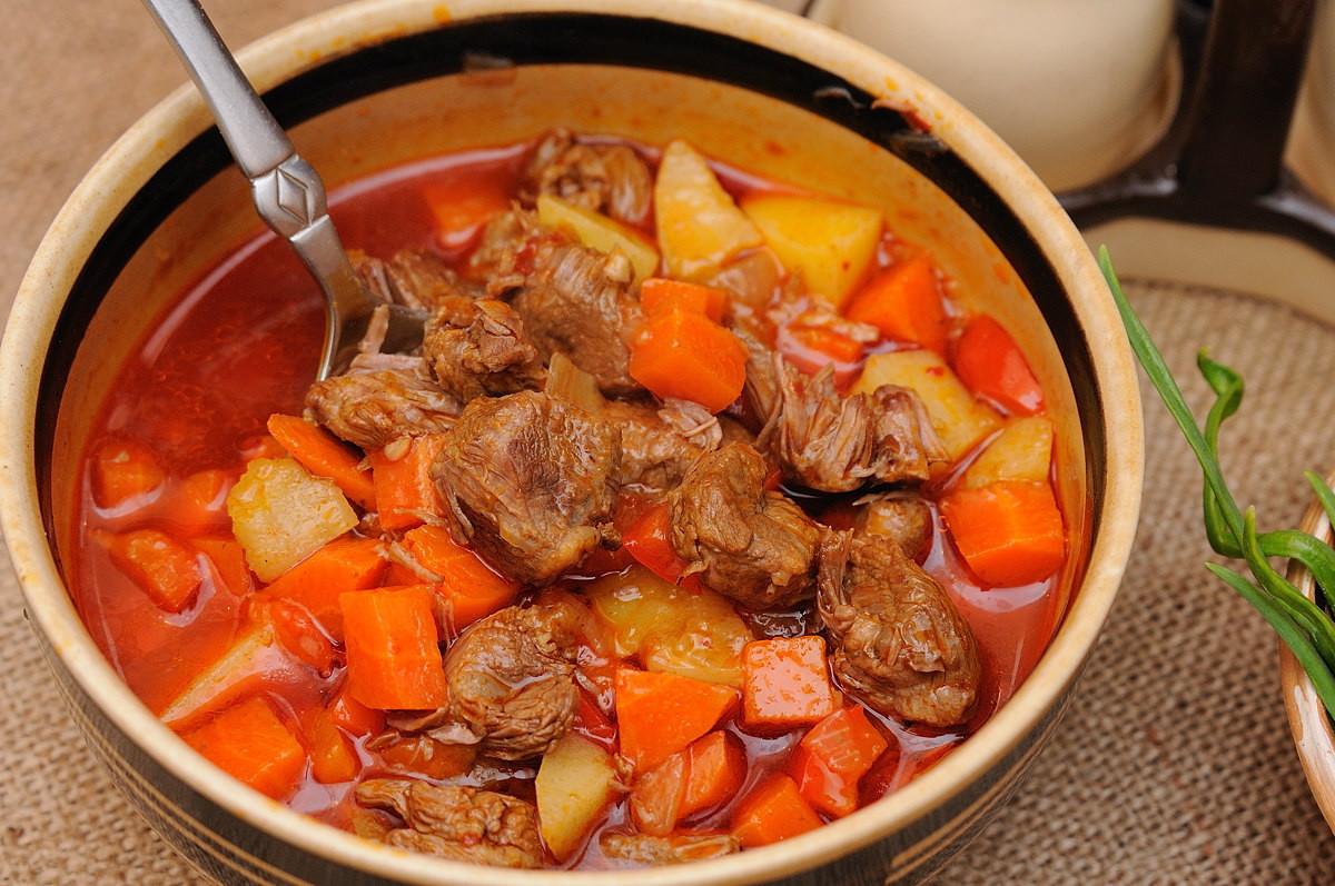 левого мясо по венгерски рецепт с фото танцоры