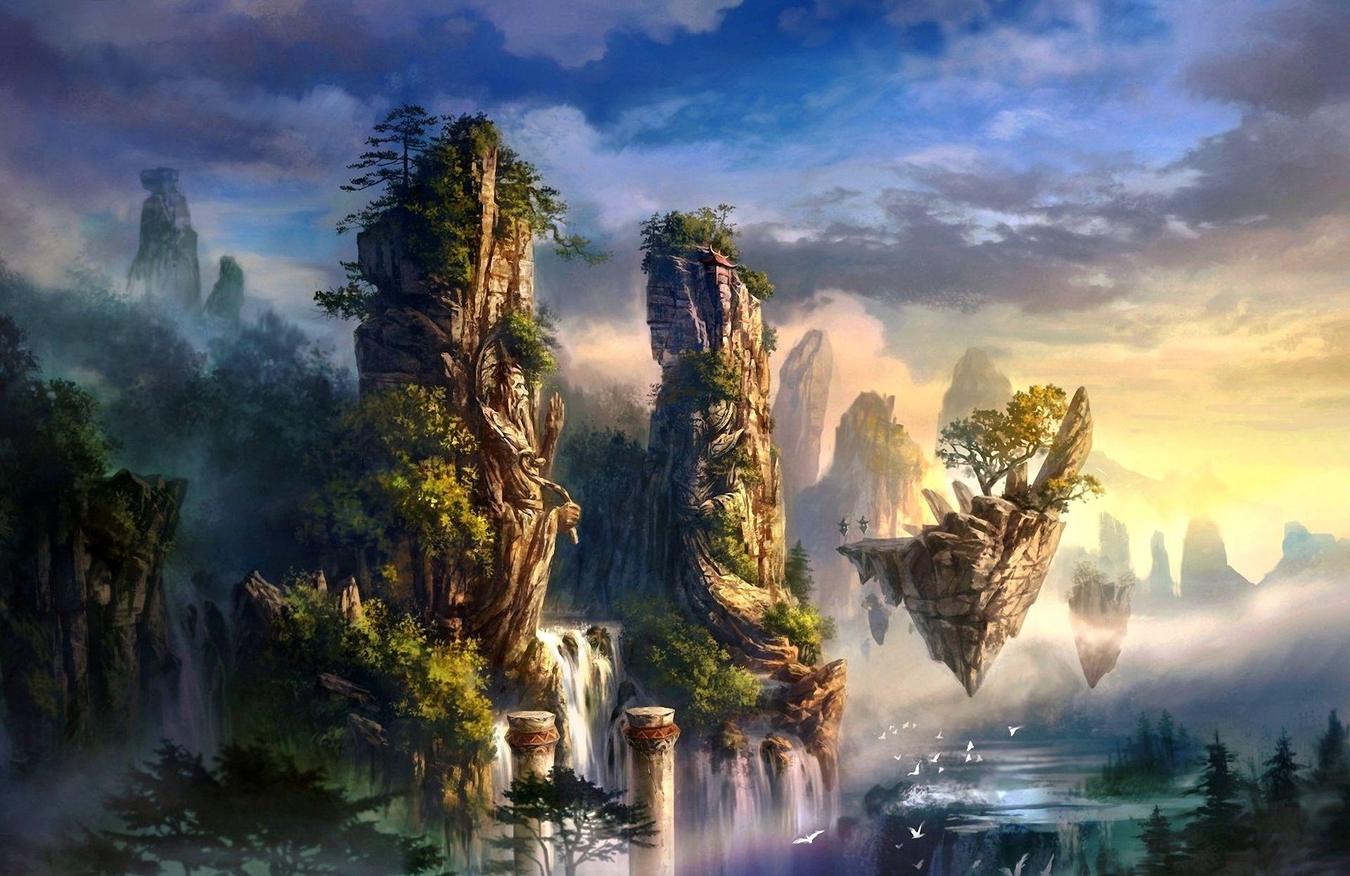 сможет игровые картинки красивые о природе секрет