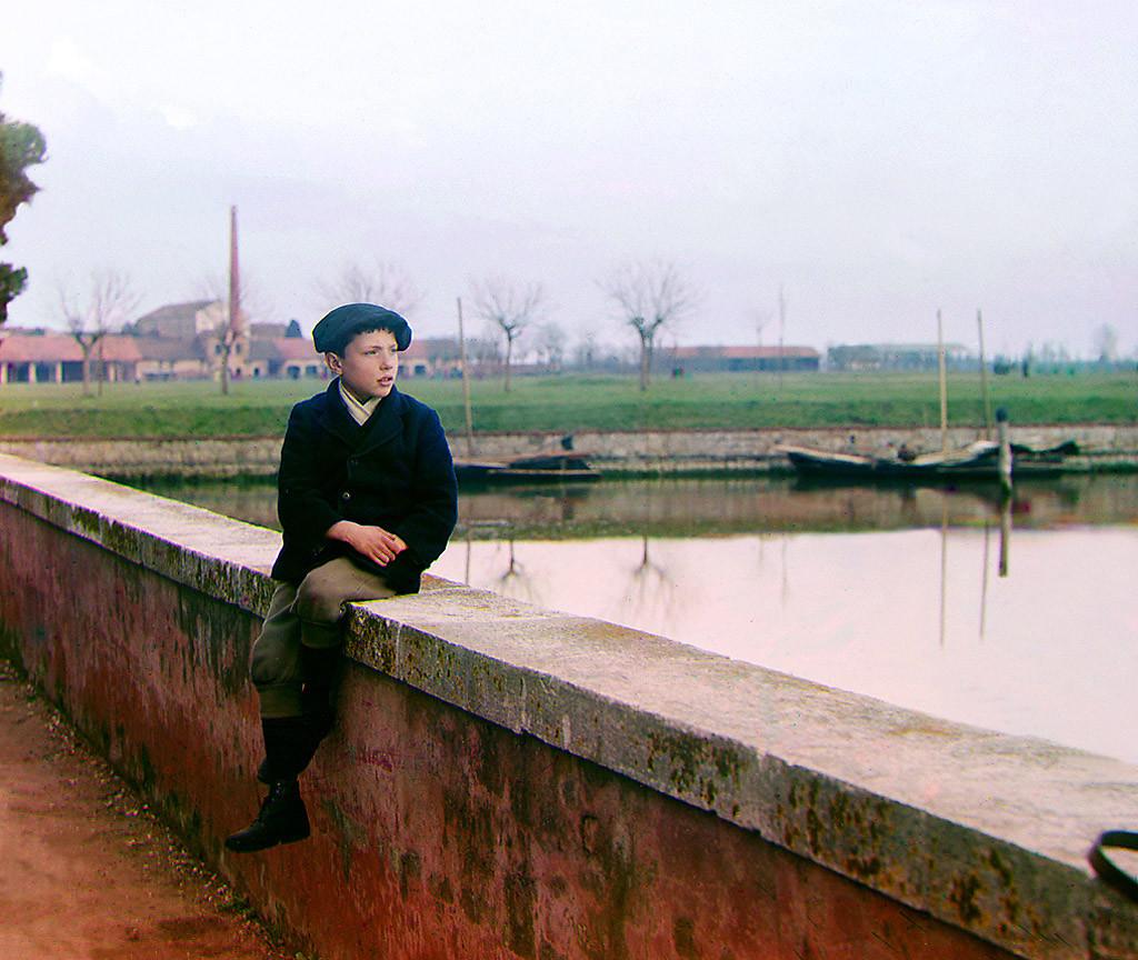 Редчайшие цветные фотографии Прокудина-Горского