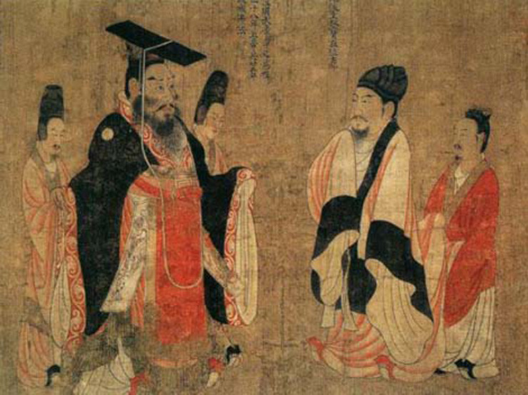 the history of imperial art in ancient china Find which ancient chinese inventions and discoveries shaped the imperial china's construction of waterways to connect different history, art and.