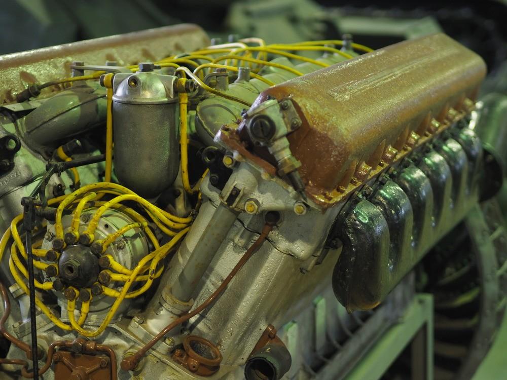 Картинки двигателя танка