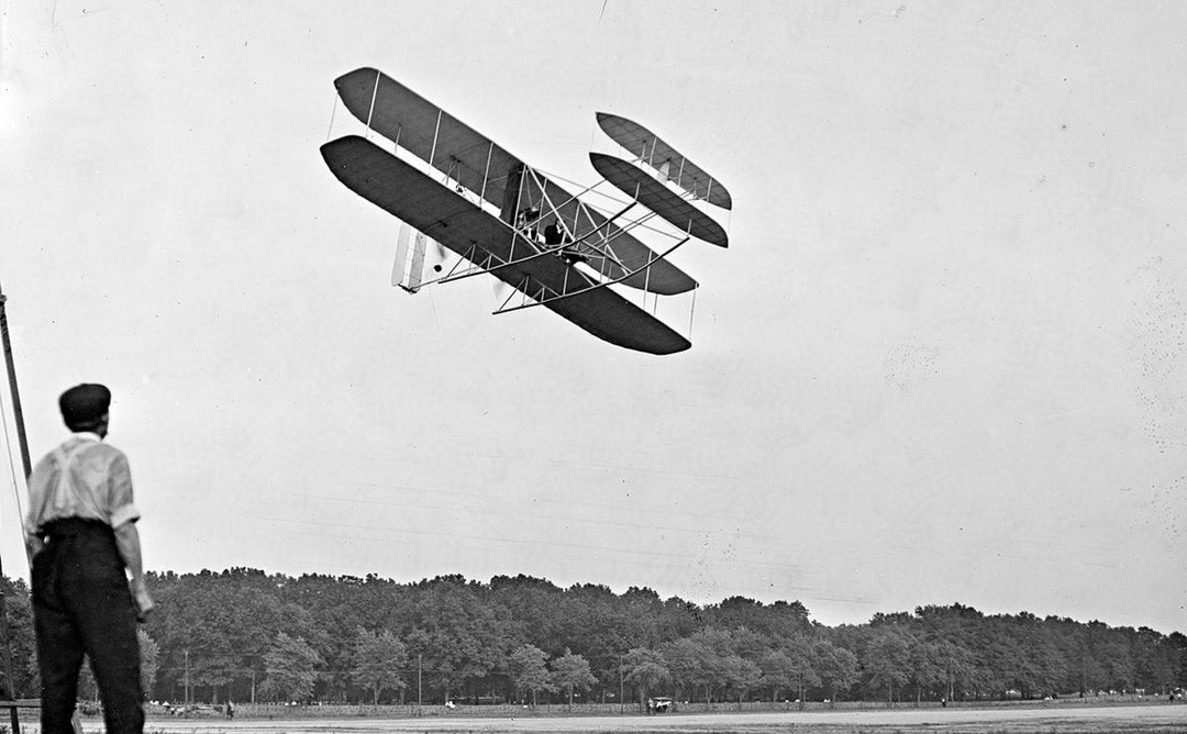 the gift of flight and convenience from the wright brothers