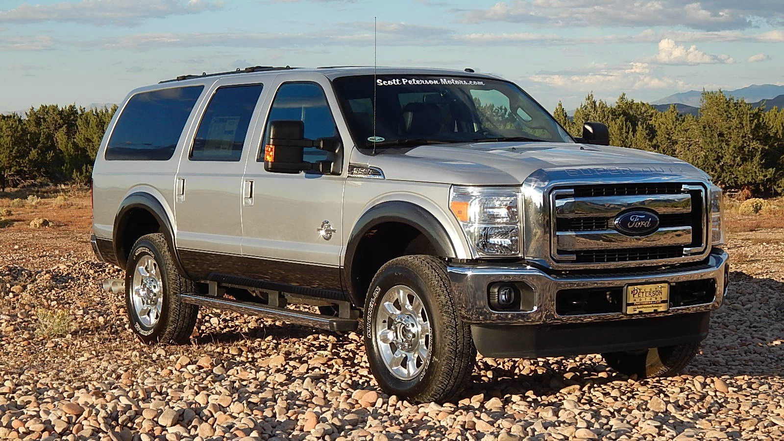 Ford Excursion.