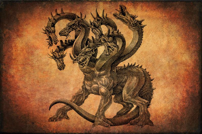 27. Змей Горыныч драконы, мифология