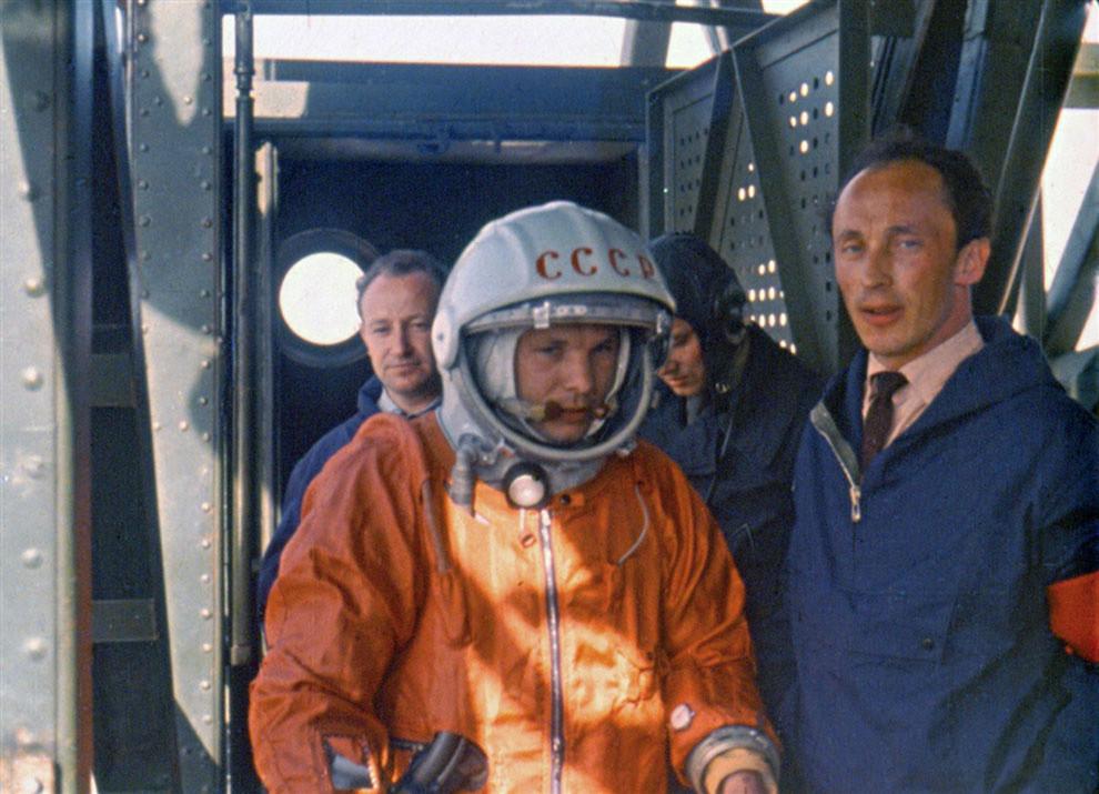 Юрий Алексеевич Гагарин – первый космонавт СССР, история, космос, первый, полет