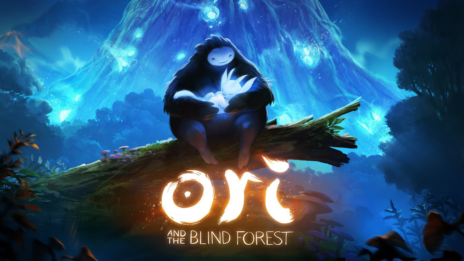 Ori and the Blind Forest Ori and the Blind Forest аркада платформа, видео
