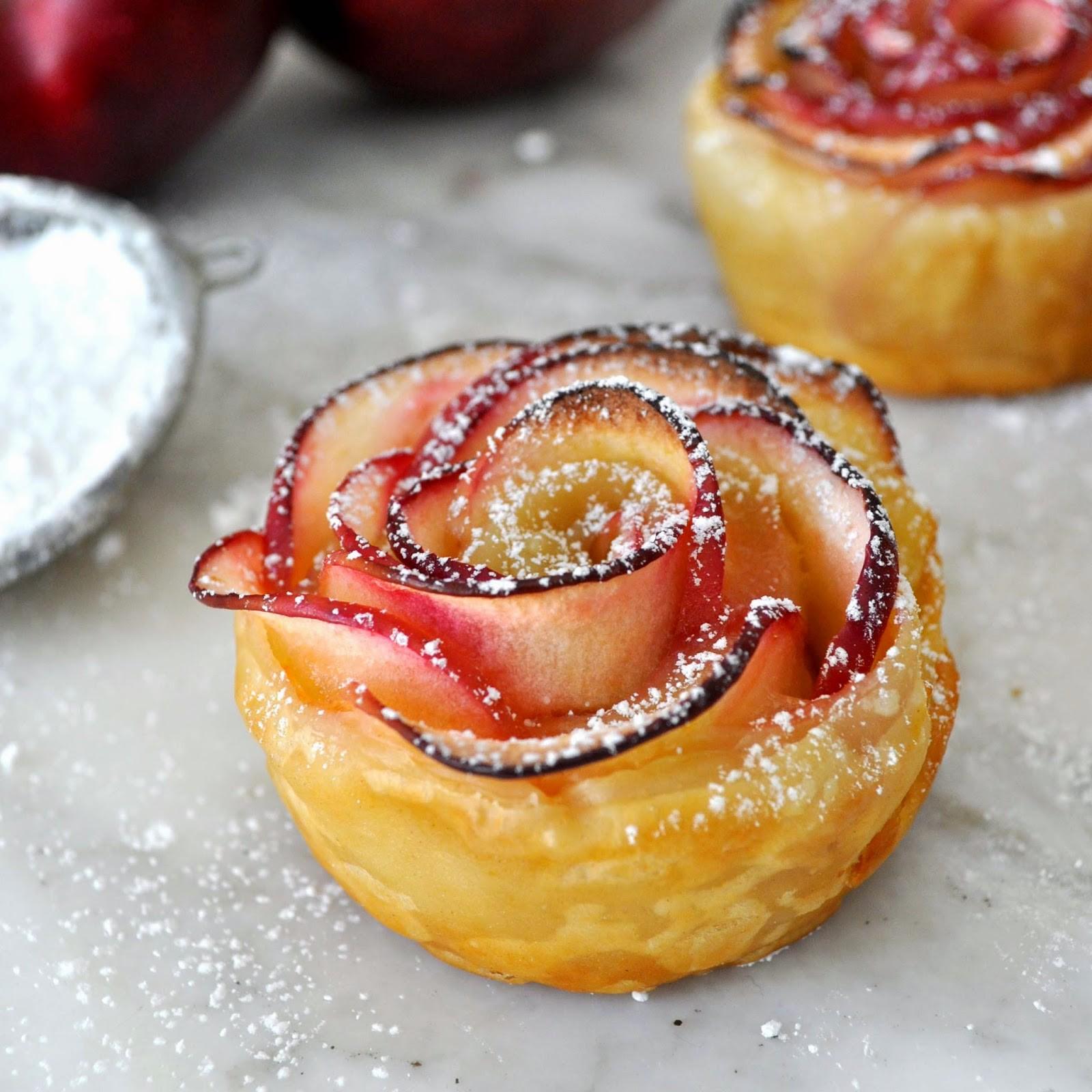 самый сложный десерты из яблок рецепты с фото подготовила