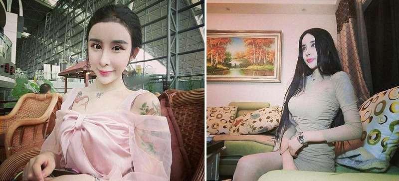 Секс мальчика с китаянкой
