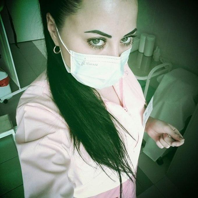 красивых медсестёр фото девушек