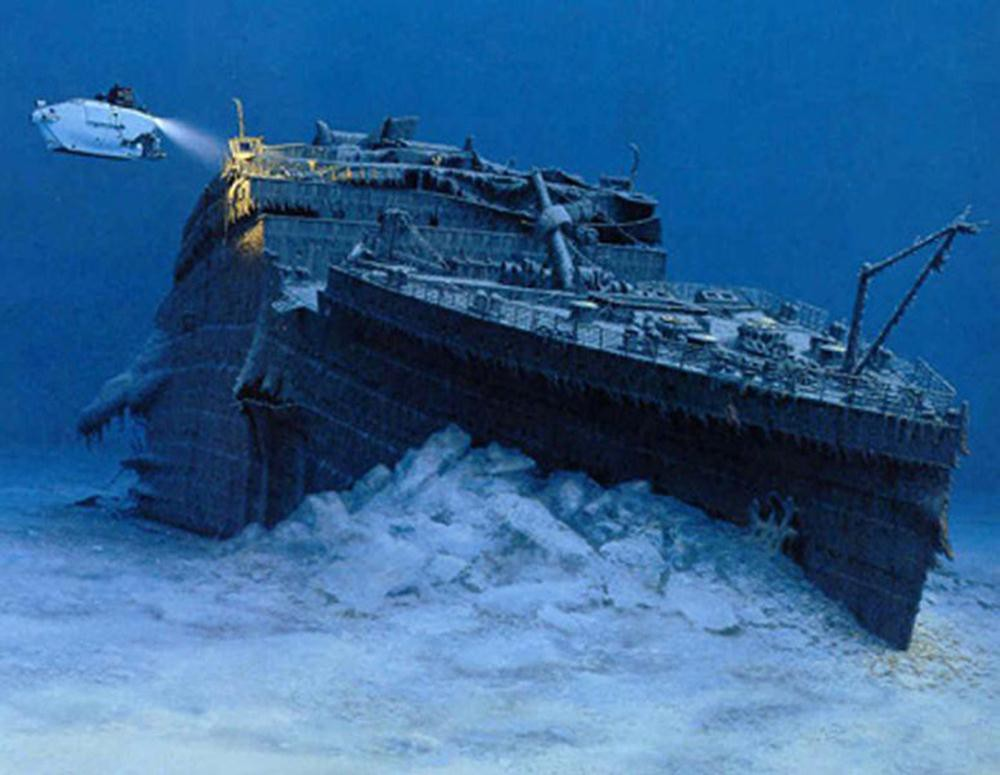 titanic and human nature James cameron: diving deep, dredging up titanic filmmaker james cameron has as nature has been in remote edge of human experience.