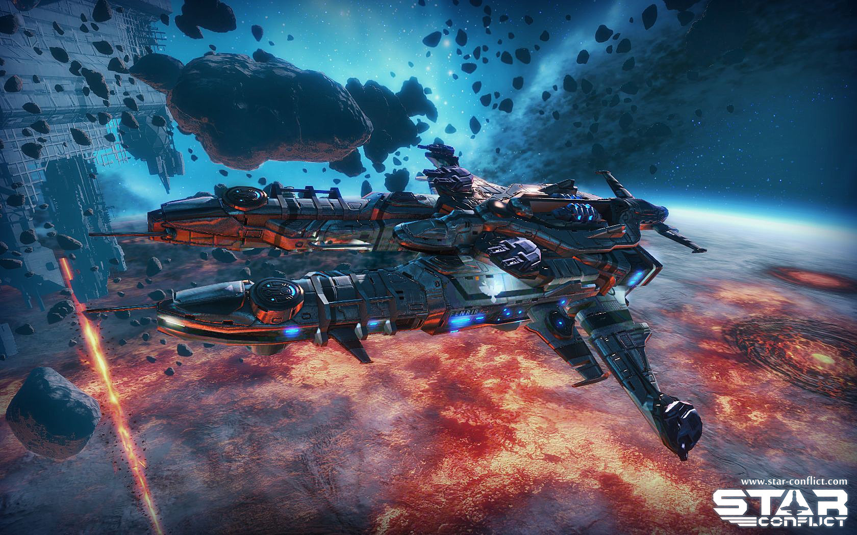 10. Star Conflict