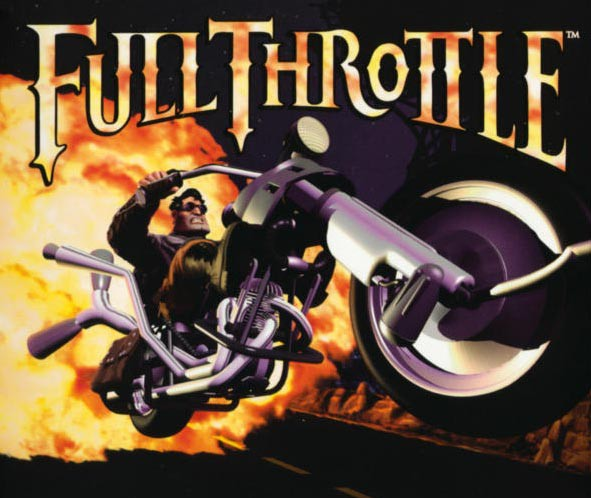 Full Throttle игры, история