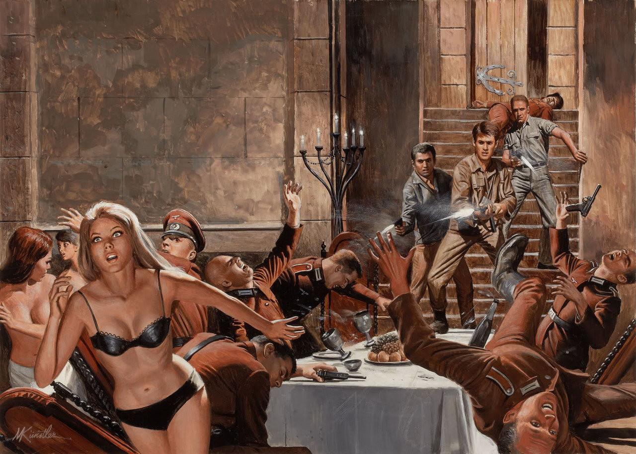 Война женщины эротика