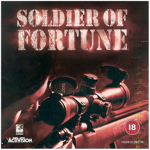 Soldier of Fortune игры, писи, старые