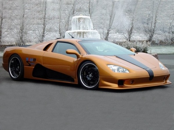 SSC Ultimate Aero 6.3