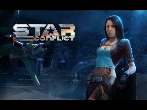 Star Conflict Обзор - Начало карьеры