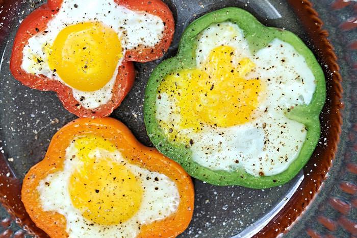 яичницы завтрак Рецепт на