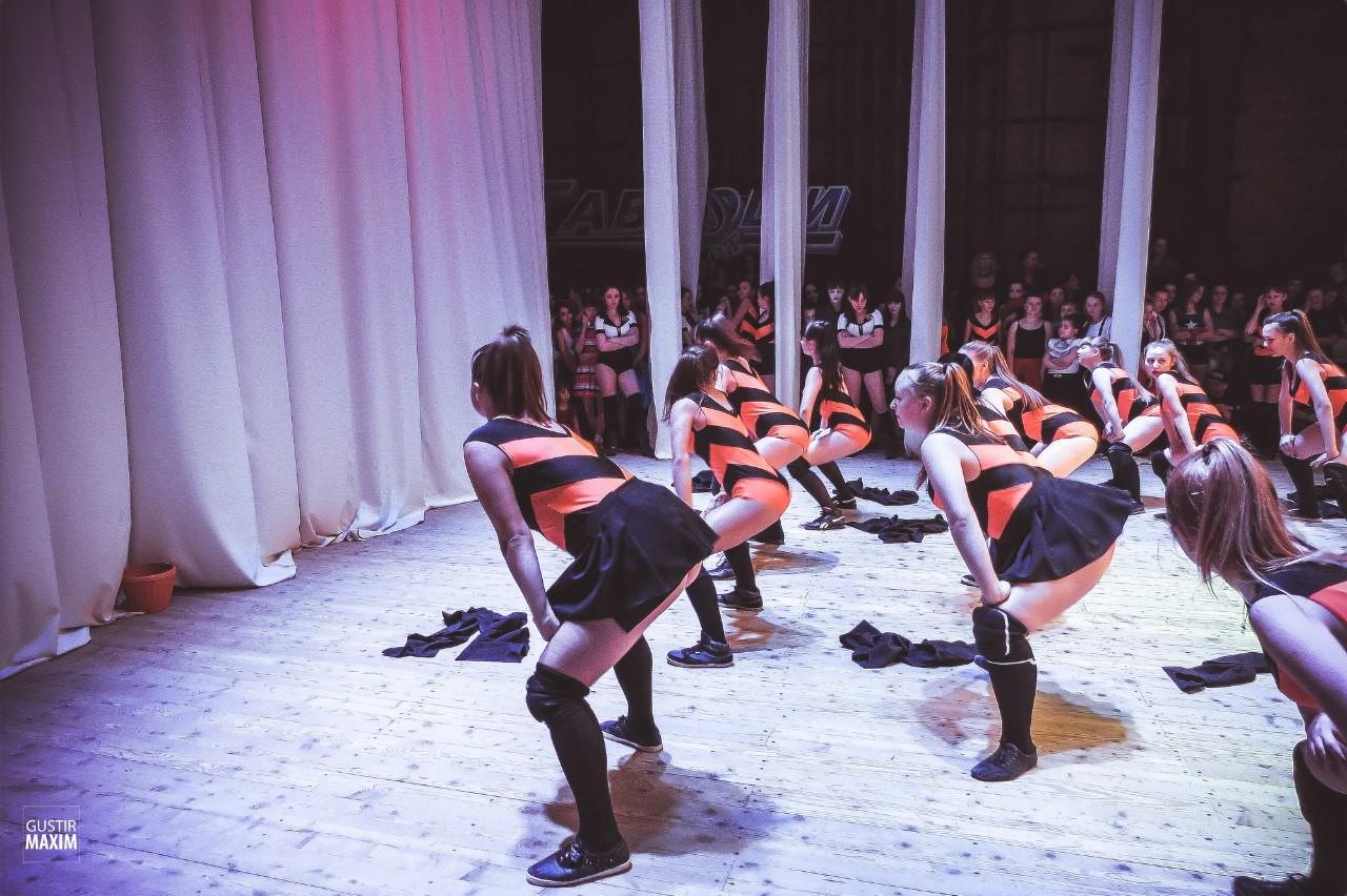 Танц школе секс