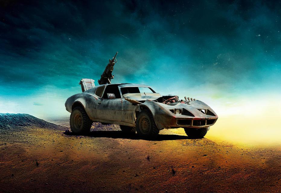 Buggy #9 Безумный Макс, авто, кино, кинотачки