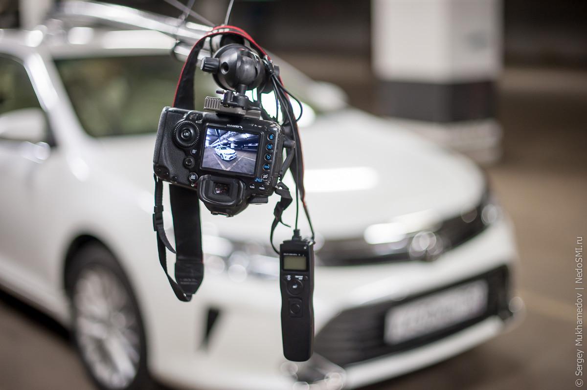 как правильно фотографировать машины автомобиля восходит средним