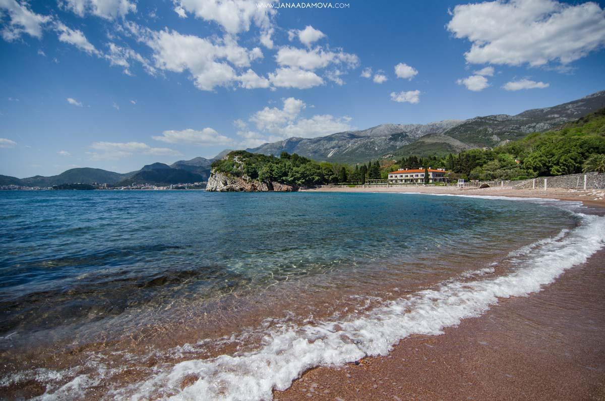 черногория море фото туристов проезда, парковки разгрузки