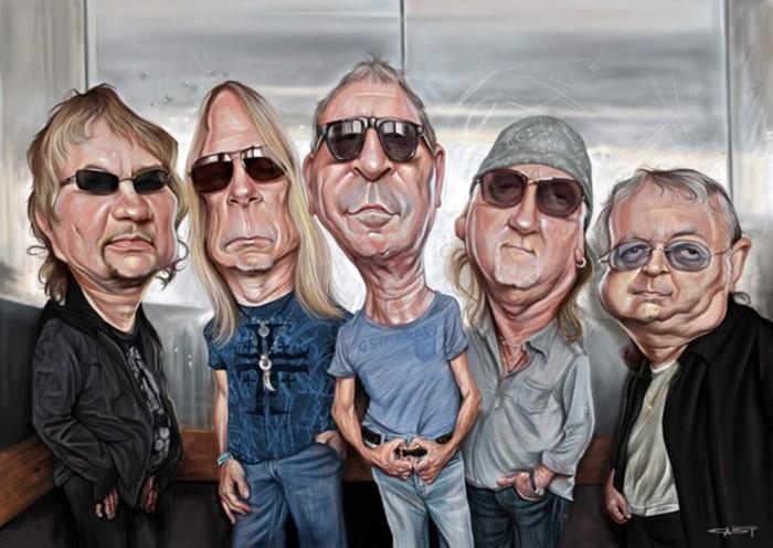 Намаз, картинки с рок группами смешные