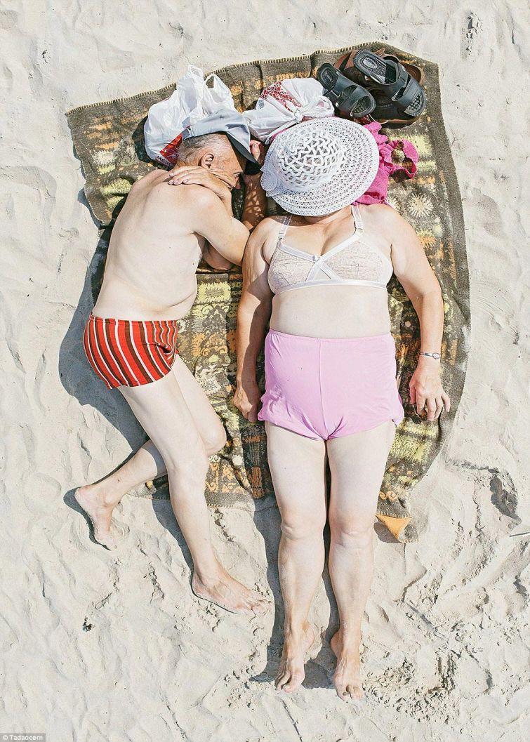 Фотографии, доказывающие, что любой может посещать пляж вне зависимости от типа фигуры люди, пляж