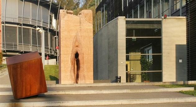 Памятник женской вагине
