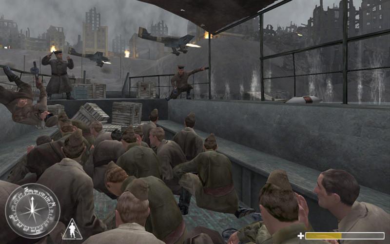 Скачать игры про солдатов на компьютер