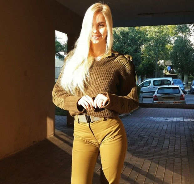Девушки для секса в израиле
