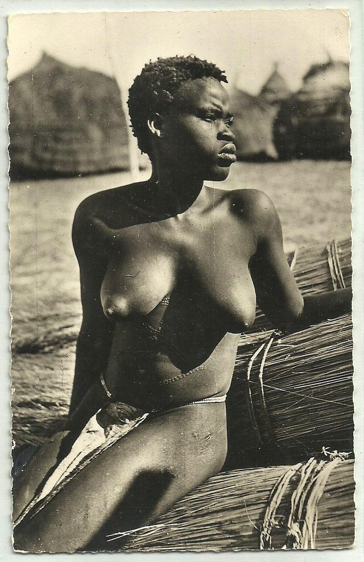 Free vintage nude girls